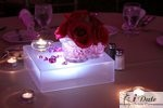 Table Centerpieces at the 2010 Internet Dating Industry Awards Ceremony in Miami