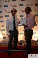 Friendfinder Executives with Best Affiliate Program Award at the 2010 iDateAwards in Miami