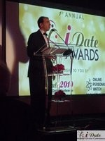Awards Ceremony at the 2010 iDate Awards