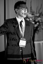 Douglass Lee (Vice President at Click2Asia) at the 2011 Internet Dating Industry Conference in California