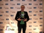 Sam Yagan - OKCupid.com won 3 iDateAwards  for 2012 in Miami Beach at the 2012 Internet Dating Industry Awards