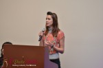 Caroline Kulczuga - Marketing Specialist - Google.com at the January 23-30, 2012 Miami Internet Dating Super Conference