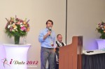 Fabrice Dominioni - VP - Cupid.com at iDate2012 Miami
