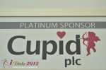 Platinum Sponsor - Cupid.com at the 2012 Internet Dating Super Conference in Miami