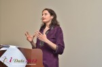 Jasbina Ahluwalia - CEO - Intersections Match at the 2012 Internet Dating Super Conference in Miami