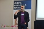 Sam Yagan - CEO - OK Cupid at the January 23-30, 2012 Miami Internet Dating Super Conference