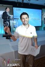 Joel Simkhai - Grindr.com - Winner of Best Mobile Dating App 2012 in Miami Beach at the 2012 Internet Dating Industry Awards