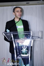 Sam Yagan - OKCupid - Winner of Most Innovativee Company 2012 at the 2011 Miami iDate Awards