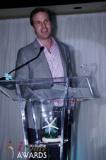 Lance Barton - IAC/ Match.com - Winner of Best Marketing Campaign 2012 at the January 24, 2012 Internet Dating Industry Awards Ceremony in Miami
