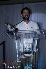 Joel Simkhai - Grindr.com - Winner of Best Mobile Dating App 2012 at the 2012 Internet Dating Industry Awards Ceremony in Miami