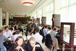 Lunch  at the September 10-11, 2012 Germany European Union Internet and Mobile Dating Industry Conference