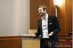 Matt Connoly (CEO of MyLovelyParent) at iDate2012 Europe