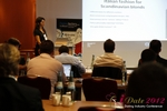 Tanya Fathers (CEO of Dating Factory) at iDate2012 Germany