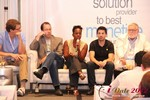 Robinne Burrell (VP at Match.com) during the Final Panel at the 2012 Internet and Mobile Dating Industry Conference in California