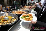 Lunch at the June 20-22, 2012 Mobile Dating Industry Conference in California
