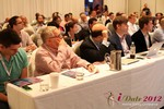 Audience during the state of the mobile dating industry  at the 2012 California Mobile Dating Summit and Convention