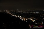 View from the Big Party in Hollywood Hills at iDate2012 California