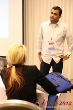 Dwipal Desai (CEO of TheIceBreak.com) covers monetization during a relationship at the June 20-22, 2012 California Internet and Mobile Dating Industry Conference