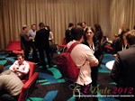 Networking  at the Russian iDate Mobile Dating Business Executive Convention and Trade Show