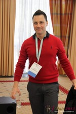 Ademar de Farias Jr (CEO of Bi2Bi) at the September 16-17, 2013 Mobile and Internet Dating Industry Conference in Germany