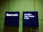 The Barcelo Hotel at the September 16-17, 2013 Germany E.U. Internet and Mobile Dating Industry Conference