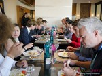 Lunch at the September 16-17, 2013 Germany E.U. Internet and Mobile Dating Industry Conference