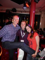 Networking Party at the 2013 Germany E.U. Mobile and Internet Dating Summit and Convention