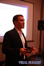 John Jacques - Sr Acct Executive at Virool at the 2013 Online and Mobile Dating Business Conference in California