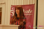 Julie Spira - CEO of CyberDatingExpert.com at the June 5-7, 2013 Mobile Dating Business Conference in Beverly Hills