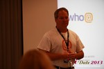 Lee Blaylock - Who@ at the iDate Mobile Dating Business Executive Convention and Trade Show