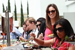 Lunch at the June 5-7, 2013 Beverly Hills Internet and Mobile Dating Business Conference