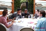 Lunch at the June 5-7, 2013 California Online and Mobile Dating Business Conference