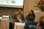 Mobile Dating Focus Group - with Julie Spira at the 34th iDate2013 California