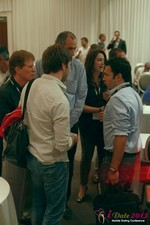 Networking at the 34th Mobile Dating Business Conference in California