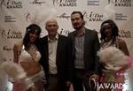 Harry Van Der Nol and Will Alan  Bush at the 2013 iDate Awards