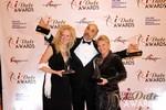 eLove Winners of the 2013 iDateAwards at the 2013 Las Vegas iDate Awards Ceremony