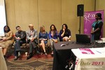 Charreah Jackson (Essence Magazine) hosts the 1st Annual Matchmakers Debate at the 33rd International Dating Industry Convention