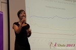 Charisma Levonleigh  (Google) at Las Vegas iDate2013