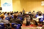 James McLendon, Dating SuperAffiliate at the Dating Affiliate Marketing Methodologies Panel at iDate2013 Las Vegas