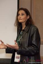 Jasbina Ahluwalia at the January 16-19, 2013 Las Vegas Internet Dating Super Conference