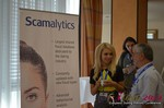Exhibit Hall, Scamalytics Sponsor  at the 2014 E.U. Online Dating Industry Conference in Köln