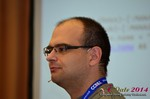 Stephan Armbruster, Sr. Consultant from Neo4J on Graph Technologies  at the 39th iDate2014 Köln convention