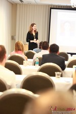 Jill James, COO of Three Day Rule Seminar On Partnership Models For Dating Leads To Online Dating at the iDate Mobile Dating Business Executive Convention and Trade Show