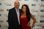 Sean Kelley & Carmelia Ray  at the 2014 iDateAwards Ceremony in Las Vegas