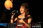 Renee Piane (Winner of Best Dating Coach) at the January 15, 2014 Internet Dating Industry Awards Ceremony in Las Vegas