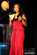 Carmelia Ray  at the 2014 Las Vegas iDate Awards