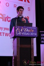 Aaron Stein - Director of User Acquisition @ HowAboutWe at the 2014 Las Vegas Digital Dating Conference and Internet Dating Industry Event
