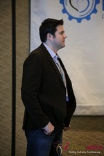 Adam Huie - CEO of Sway at the January 14-16, 2014 Internet Dating Super Conference in Las Vegas