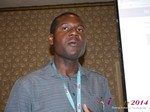 Christopher Pinnock - CEO of MateMingler at the January 14-16, 2014 Las Vegas Online Dating Industry Super Conference
