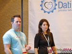 Dating Software Session - with Tanya Fathers, CEO of Dating Factory and Michael O'Sullivan CEO of Hub People at the January 14-16, 2014 Las Vegas Internet Dating Super Conference
